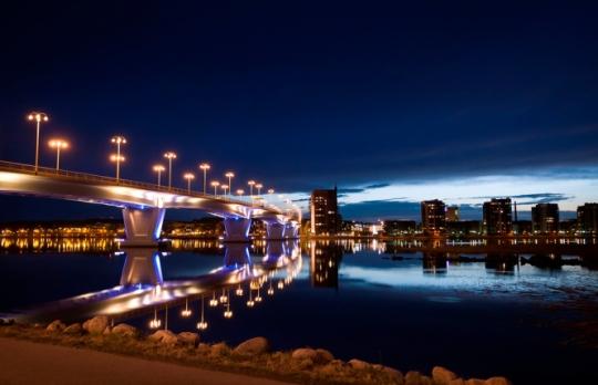 Kuokkala bridge. Credits: Jani Salonen